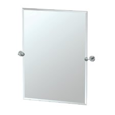Latitude II Rectangle Mirror