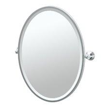Charlotte Framed Oval Mirror
