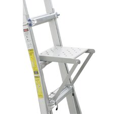 Steel Ladder Platform