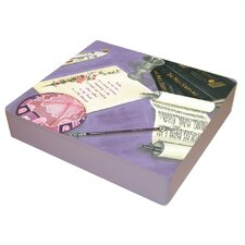 Her Bat Mitzvah Decorative Storage Box