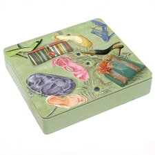 Funky Lady Decorative Storage Box