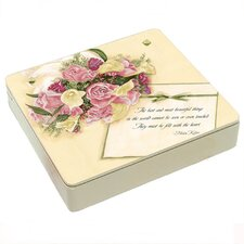 Summer Wedding Bliss Decorative Storage Box