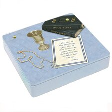His First Communion Decorative Storage Box