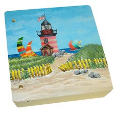 Lighthouse Decorative Storage Box