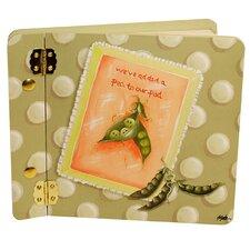 Children and Baby Peapod Mini Book Photo Album
