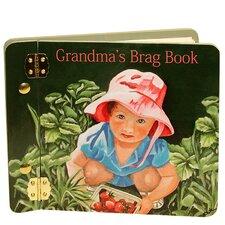 Children and Baby Grandma's Brag Mini Book Photo Album