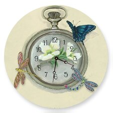 "10"" Moments in Time Wall Clock"