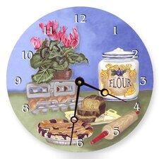 """10"""" Bakers Wall Clock"""