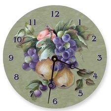 """10"""" Fruit Wall Clock"""
