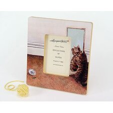 Animals Reflections of Oliver Mirror / Picture Frame