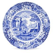 """Blue Italian 10.5"""" Dinner Plate (Set of 4)"""