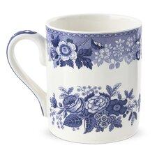 Blue Room 16 oz. Rose Mug