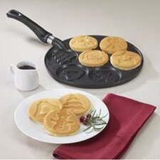 "Kitchenware 10.5"" Holiday Pancake Pan"