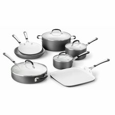 Simply Ceramic 11 Piece Cookware Set