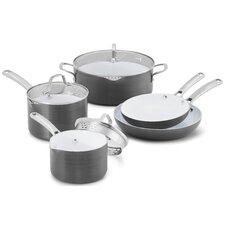 Classic Ceramic 8-Piece Non-Stick  Cookware Set