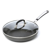 Simply Nonstick Omelette Pan with Lid