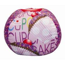 Cup Cake Bean Bag Chair