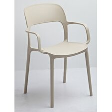 Jason Stackable Arm Chair (Set of 2)