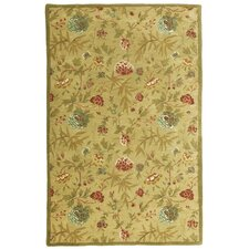 Traditions Gold Rug