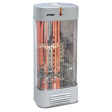 Portable Electric Tower Heater with Thermostat