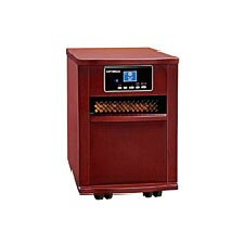 Portable Electric Infrared Cabinet Heater with Remote Control