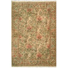 American Home Classic Agra Sage Area Rug