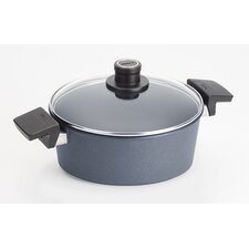 Diamond Plus Casserole with Lid