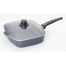 "Diamond Plus 12"" Non-Stick Frying Pan with Lid"