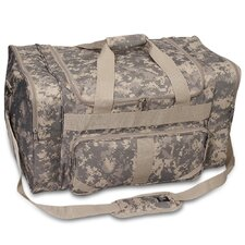 "27"" Jungle Camo Print Duffel"