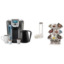 2.0 K550 Brewing System with 2.0 Carousel and Water Filter Starter Kit