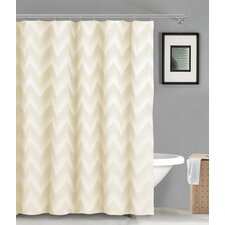Maia Ikat Shower Curtain