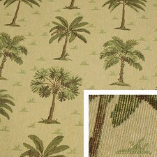 Desert Palm Skirted Slipcover