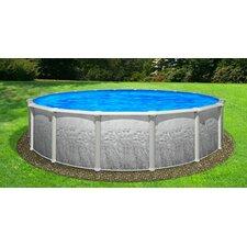 Oval Deep PD Series Swimming Pool