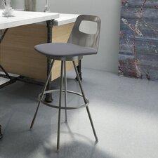"Urban Style 26"" Swivel Bar Stool with Cushion"