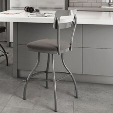 "Urban Style 26"" Swivel Bar Stool with Cushion"