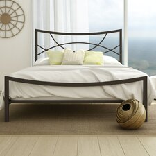Equinox Metal Bed