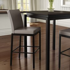 """Perry 30.25"""" Bar Stool with Cushion"""