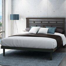 HighWay Slat Panel Bed