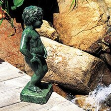 Belgian Boy Fountain