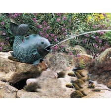 Swimming Fish Fountain