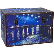 Van Gogh's Starry Night Over the Rhone Trunk
