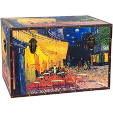 Van Gogh's Cafe Terrace Trunk