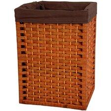 """17"""" Natural Fiber Basket in Honey"""