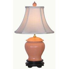 "20"" Porcelain Jar Lamp"