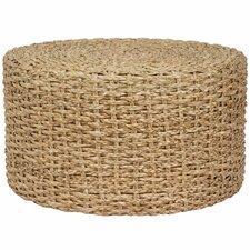 Rush Grass Knotwork Coffee Table