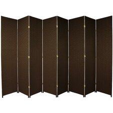 "84"" x 128"" 8 Panel Room Divider"