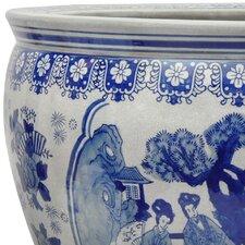 Ladies Round Pot Planter