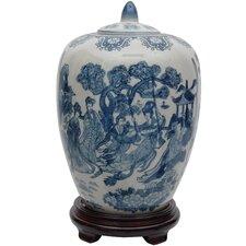 Ladies Decorative Urn