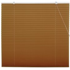 Retractable Pleated Shade