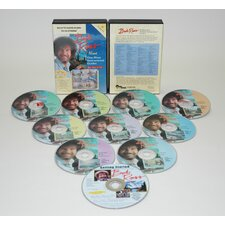 """ROSS 10 DVD SET- 9each  1 hour Workshops plus ! DVD """"R001"""" Getting started with Bob"""
